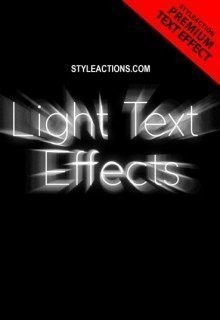 light-text-effects