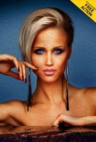 color-oil-paint-photoshop-action