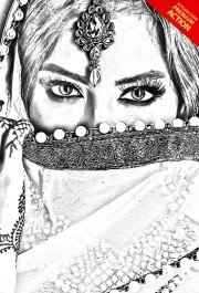 realistic-pencil-drawing-effect-ps-action