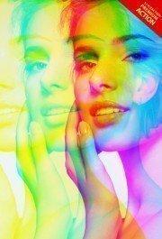 color-portrait-action