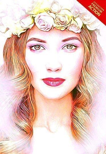 portrait-painting-effect