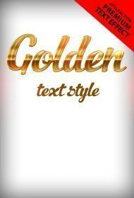 golden-text-action