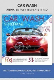 car-wash-animated-template