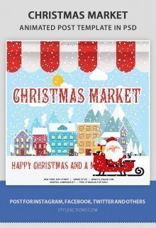 christmas-market-animated-template