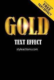 gold-text-styles