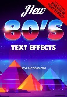 new-80s-text-effects
