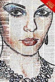 newspaper-photoshop-action