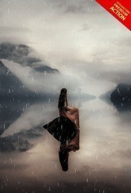 rain-photoshop-action