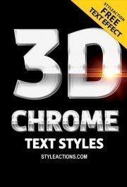 3d-chrome-text-styles