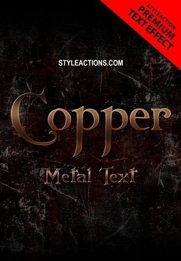 copper-metal-text-effect