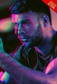 cyberpunk-glitch-effect-photoshop-action