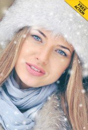 snow-effect-photoshop-action