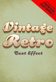 vintage-retro-text-effect