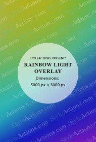 rainbow-light-leak