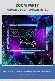zoom-party-template