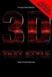 3d-text-style
