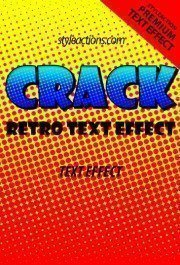 crack-retro-text-effect