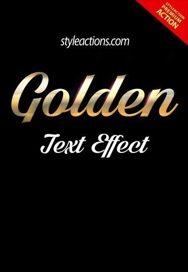 golden-text-effect