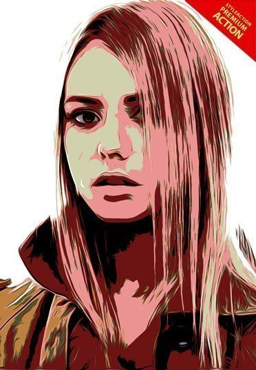 vector-photoshop-action